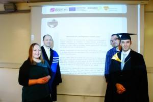 Bradford University Codeanywhere launch with Webanywhere