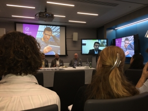 TechNorth Panel at KMPG Manchester