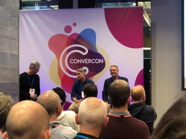 ConverCon 2018, Microsoft HQ, Dublin