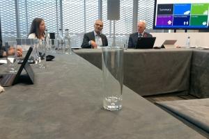 Satya Nadella at Future Decoded Roundtable