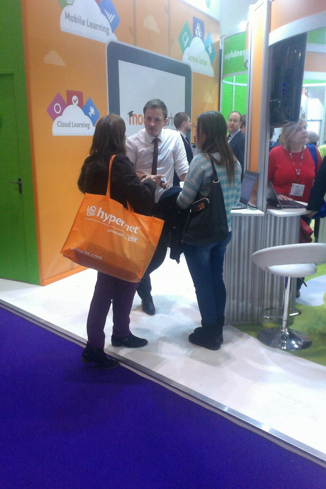 Bett Exhibition Stand Of The Year : Office sean gilligan