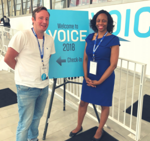 Sean Gilligan, Founder & CEO, Webanywhere at Voice 18
