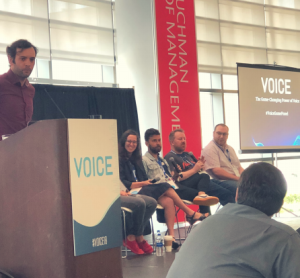 Alexa Games Panel at Voice 18