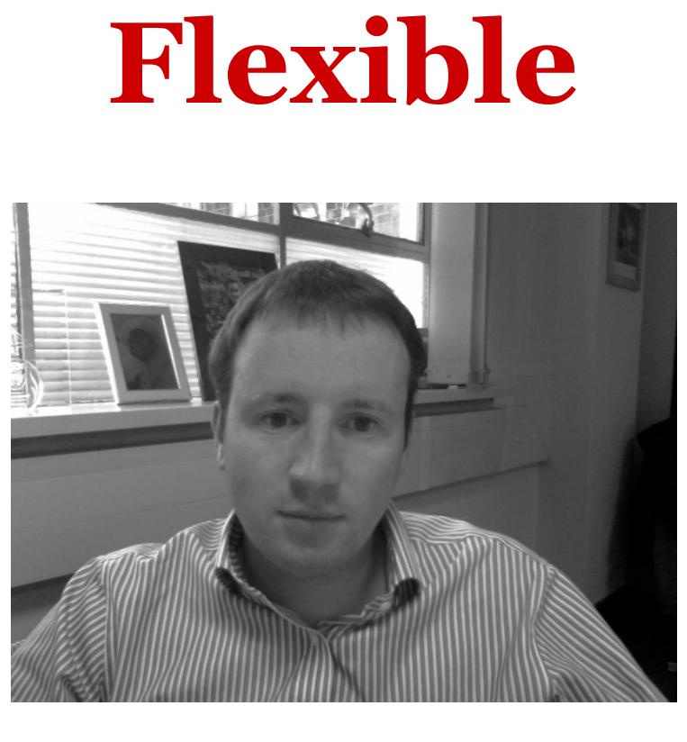 Flexible a business book by Sean Gilligan