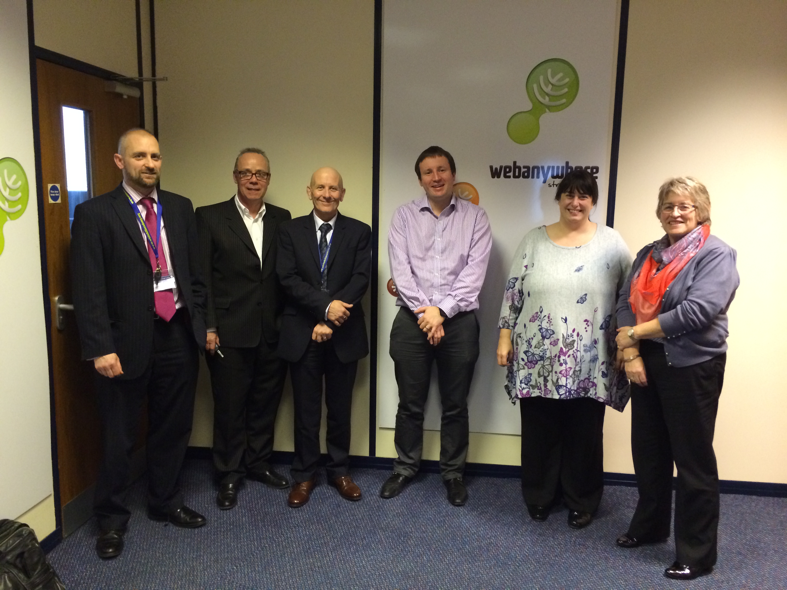 Whitehill Trust Board Meeting