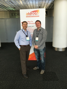 Sean and Brandon at ATD 2016 Denver