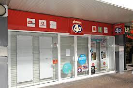 phones4u store closes