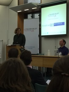 Sherry Coutu Chair of Silicon Valley Comes to the UK