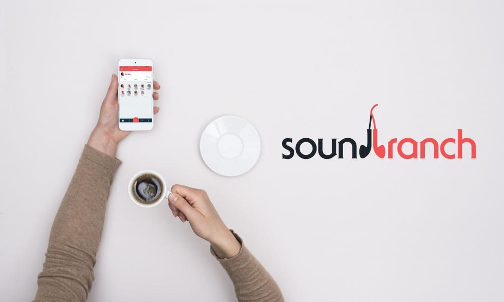 Voice Social Media App